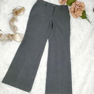 Loft gray trousers carrer pants size 2p